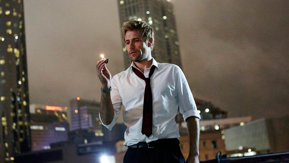 Trailer: Constantine (First Look)