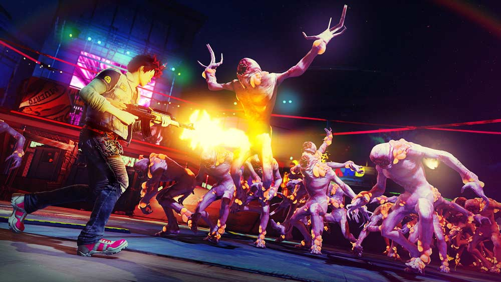 Clip des Tages: Sunset Overdrive (Gameplay Preview)