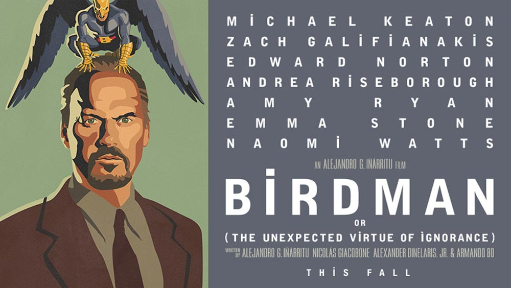 Trailer: Birdman (or The Unexpected Virtue of Ignorance)
