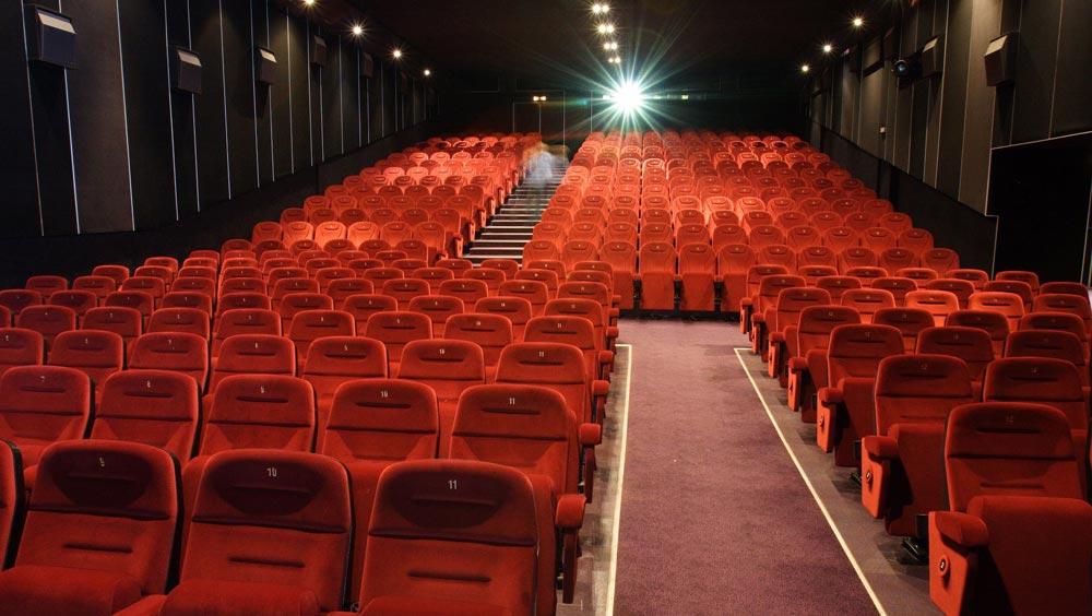 Haydn English Cinema feiert 100.Geburtstag