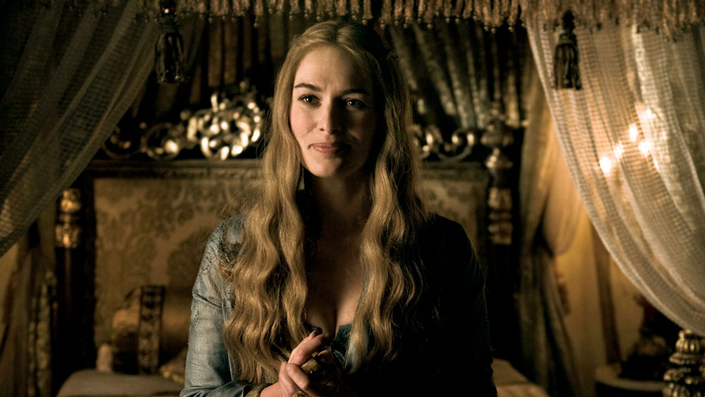 Clip des Tages: Lena Headey and Jimmy Kimmel Talk Game of Thrones Style