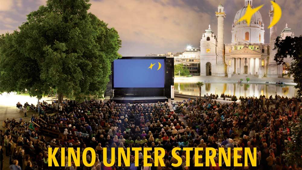 Kino unter Sternen 2014