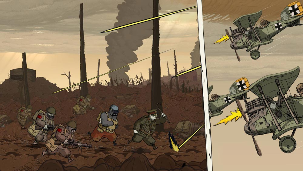 Video Kritik: Valiant Hearts: The Great War