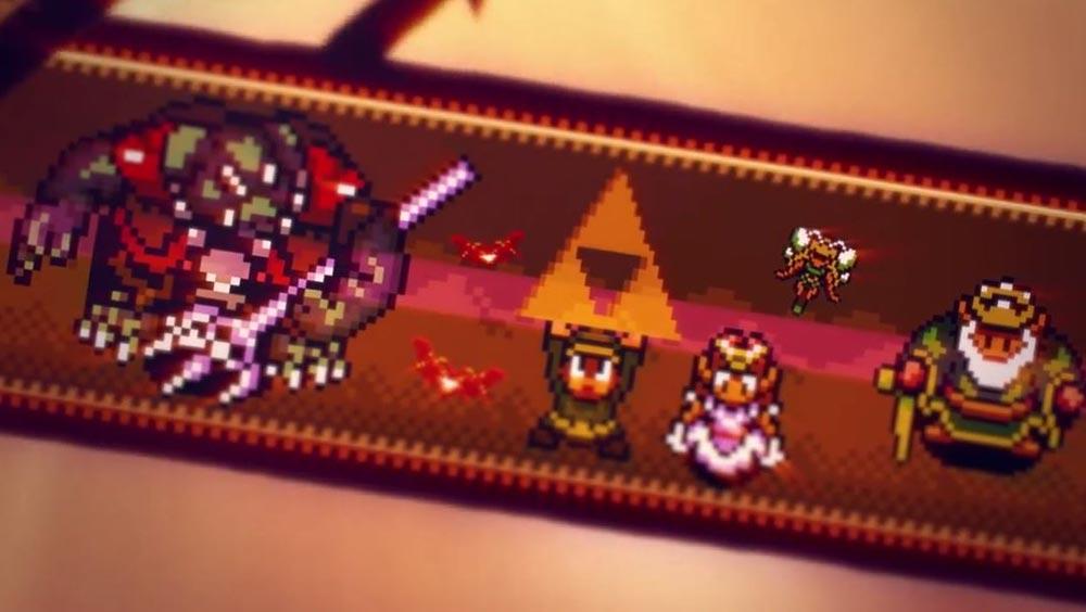 Clip des Tages: (Video-)Game of Thrones: The Legend of Zelda