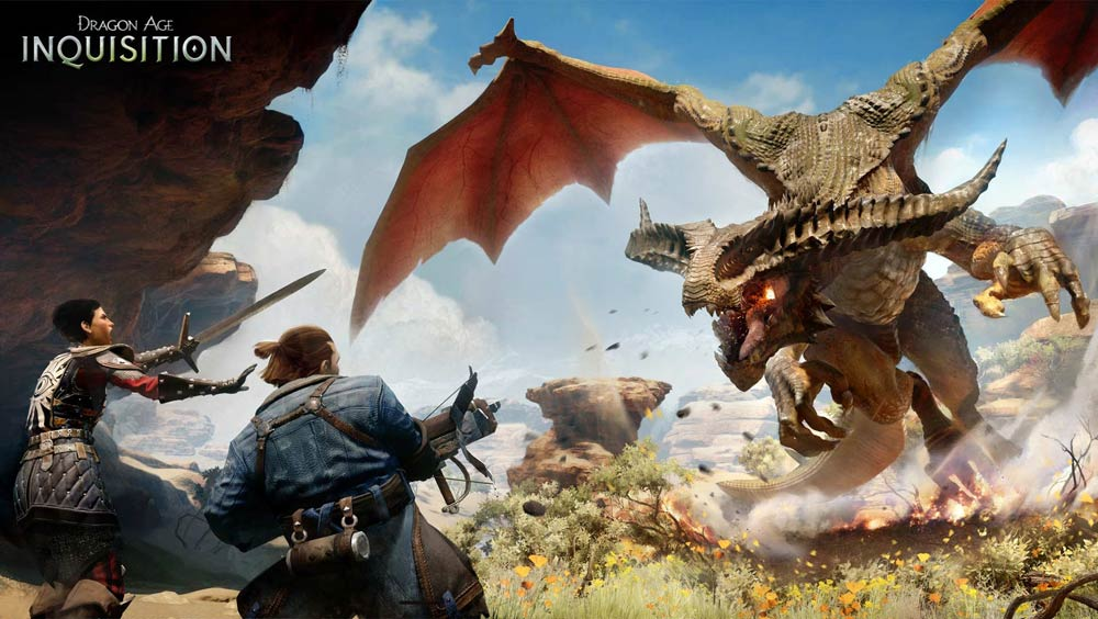 Clip des Tages: Dragon Age: Inquisition (Gameplay)