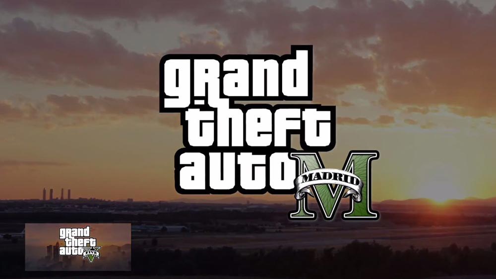 Clip des Tages: Grand Theft Auto: Madrid (Intro Parody)