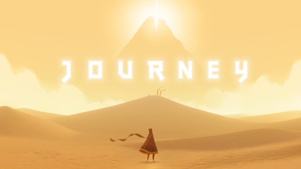 Clip des Tages: The Art of Journey