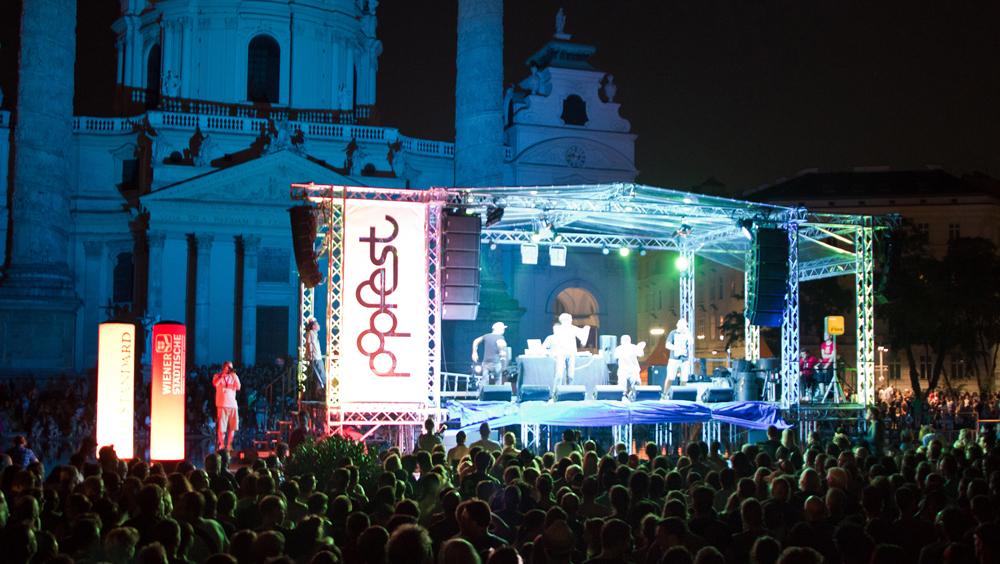 Popfest 2014: Festivalstimmung mitten in der Hauptstadt