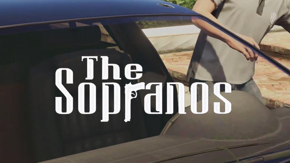 Clip des Tages: GTA V meets The Sopranos