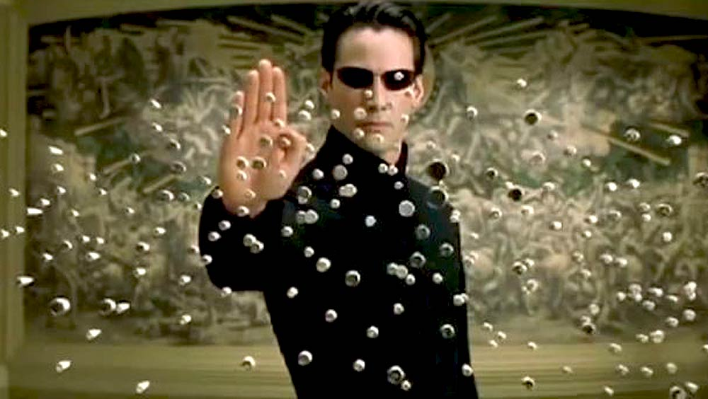 Clip des Tages: 8-Bit Matrix (Matrix Reloaded mit Videospiel-Soundeffekten)