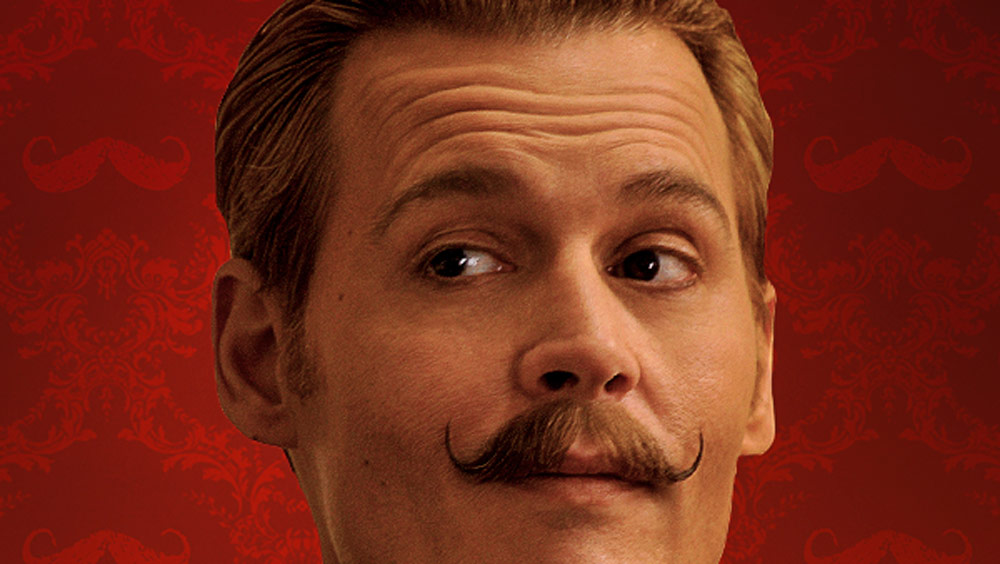 Trailer: Mortdecai
