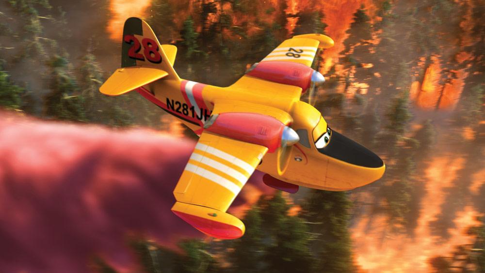 Planes 2 – Immer im Einsatz