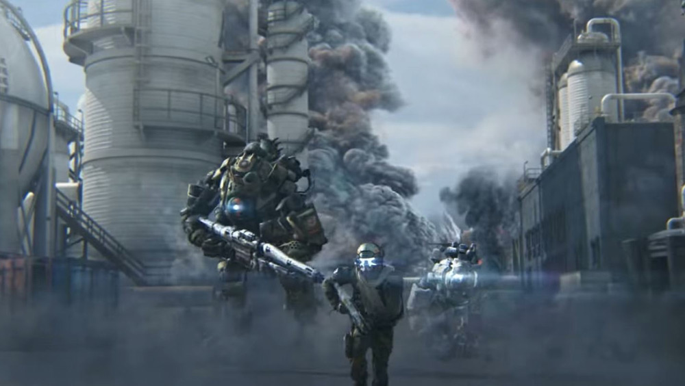 Trailer: Titanfall: Free The Frontier