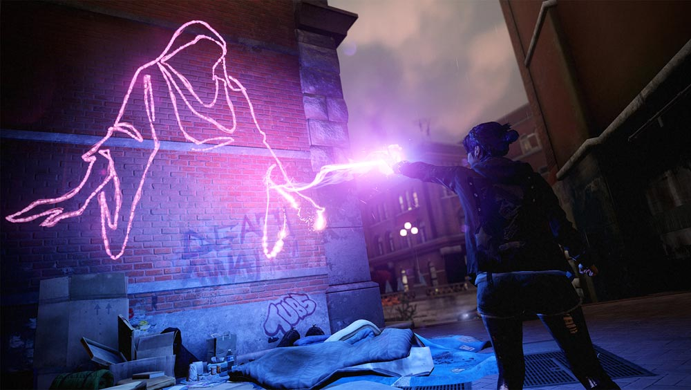 Trailer: inFAMOUS First Light