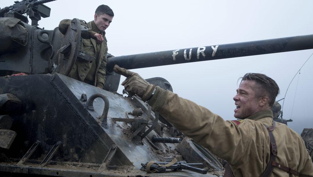 Trailer: Fury (#2)