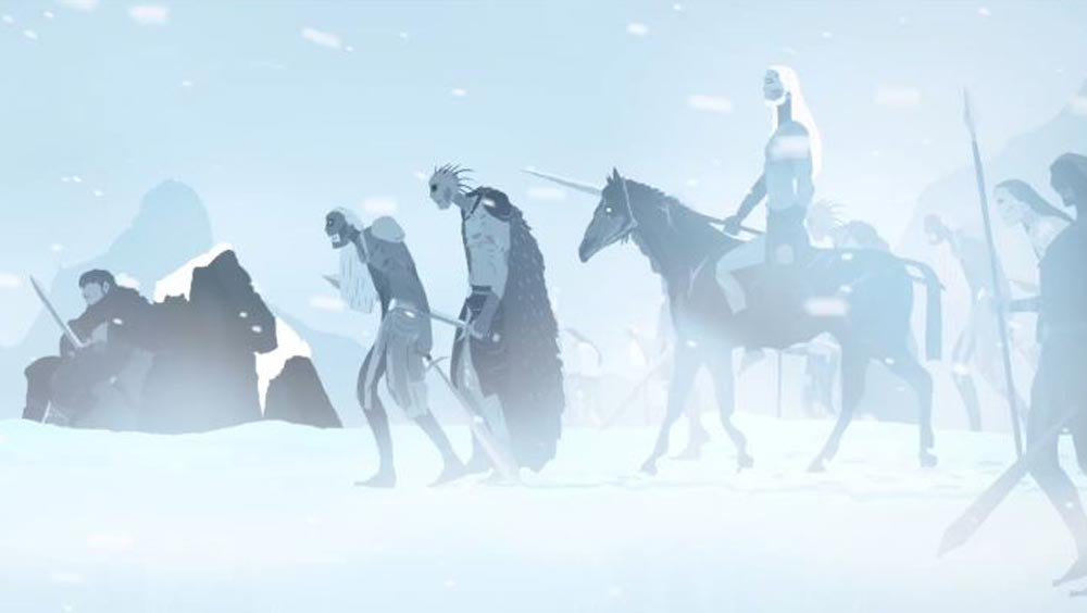 Clip des Tages: Game Of Thrones – An Animated Journey