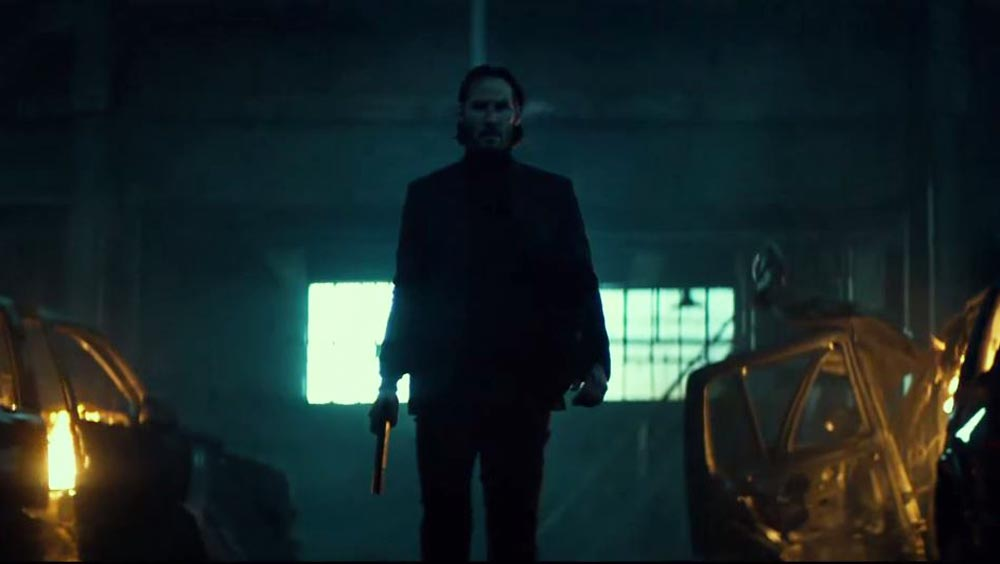 Trailer: John Wick