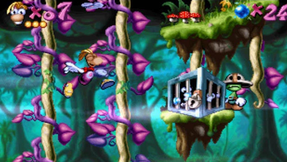 Rayman-©-1995-Ubi-Soft