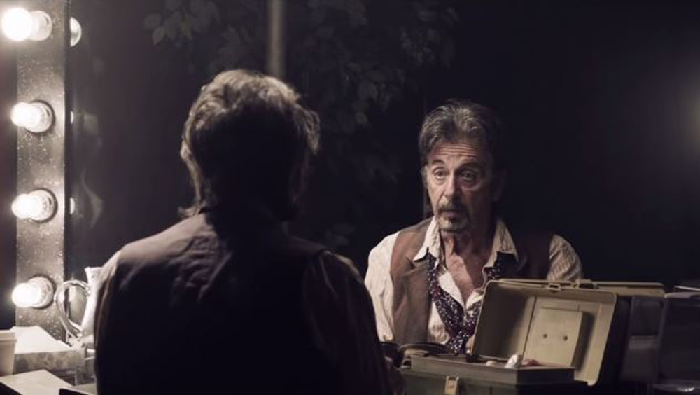 Trailer: The Humbling