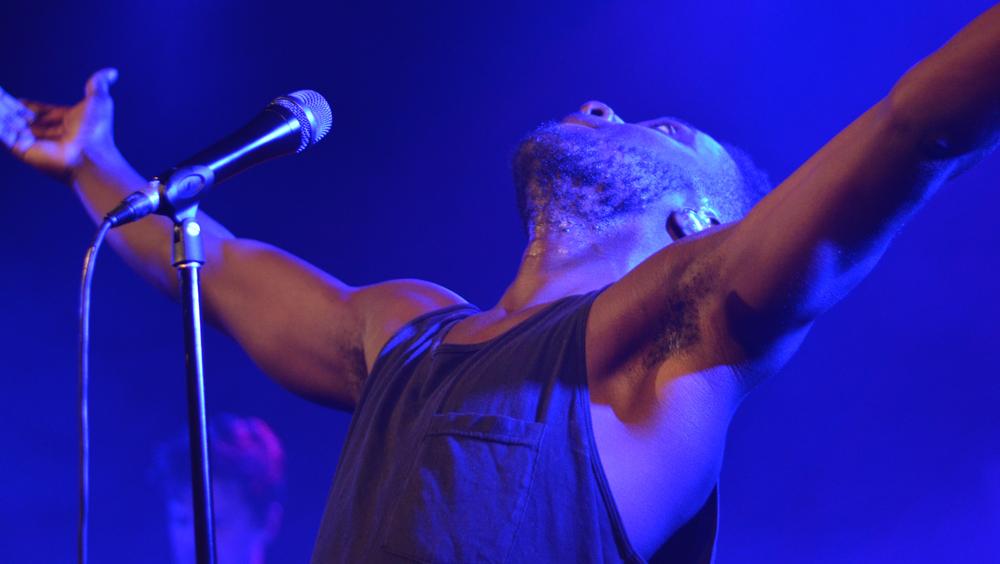 Waves Vienna 2014: Kwabs begeisterte im Porgy & Bess