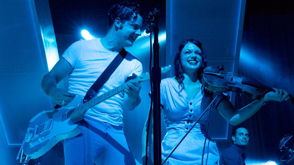 Jack White live im Gasometer Wien