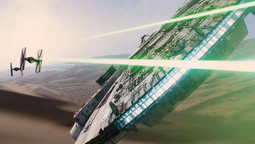 Trailer: Star Wars: Episode VII – The Force Awakens
