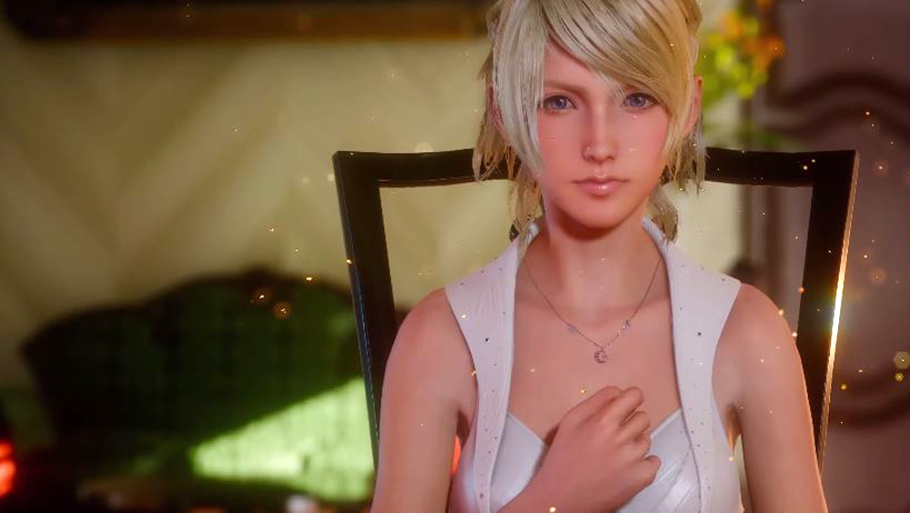 Trailer: Final Fantasy XV