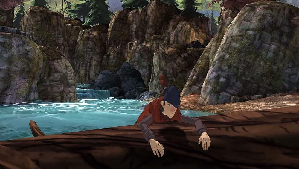 Trailer: King's Quest