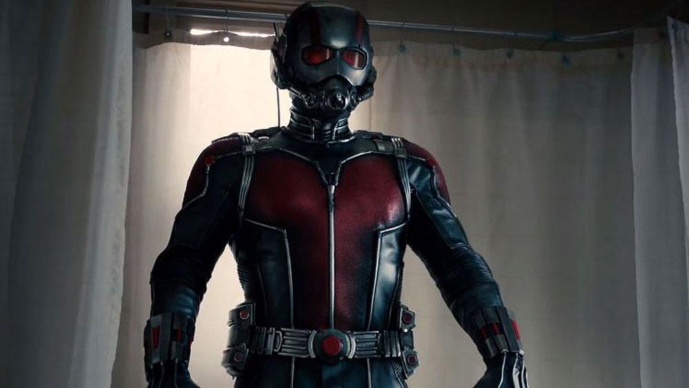 Trailer: Ant-Man (Teaser)