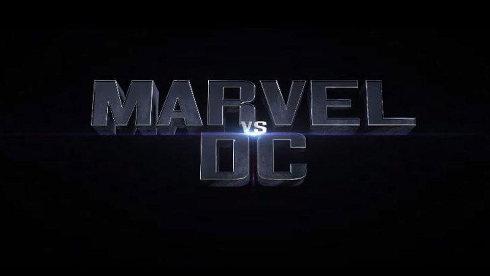 Trailer: Marvel Vs DC