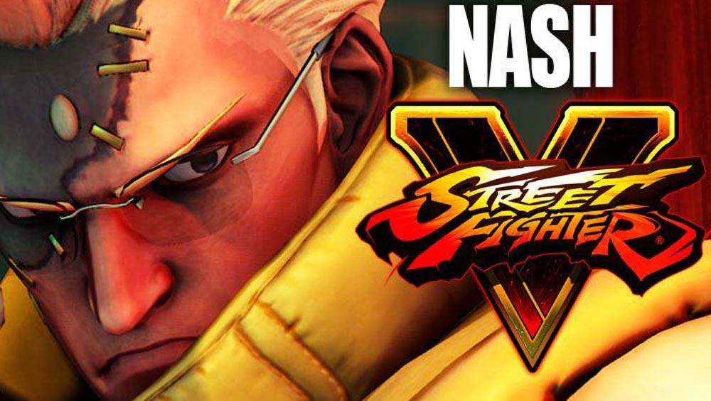 Clip des Tages: Street Fighter V (Nash Gameplay)