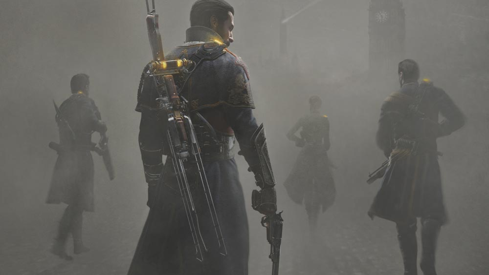 Trailer: The Order: 1886 (Launch Trailer)