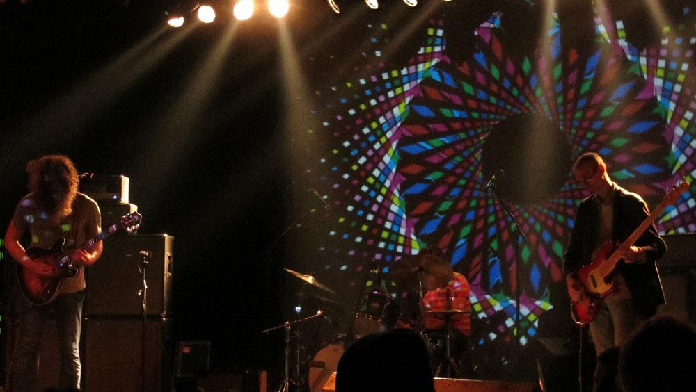Colour Haze und Radio Moscow live in der Arena Wien