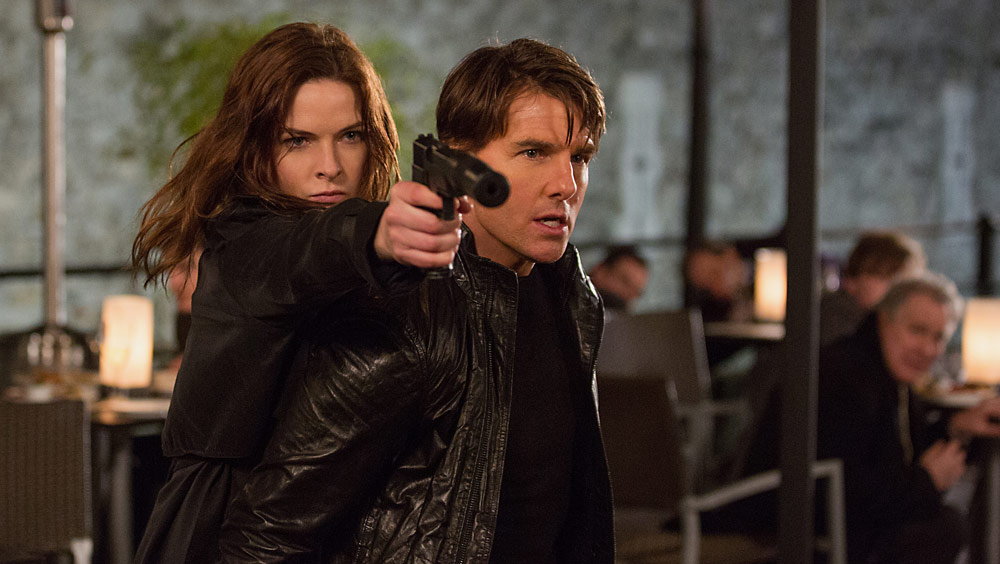 Trailer: Mission: Impossible – Rogue Nation