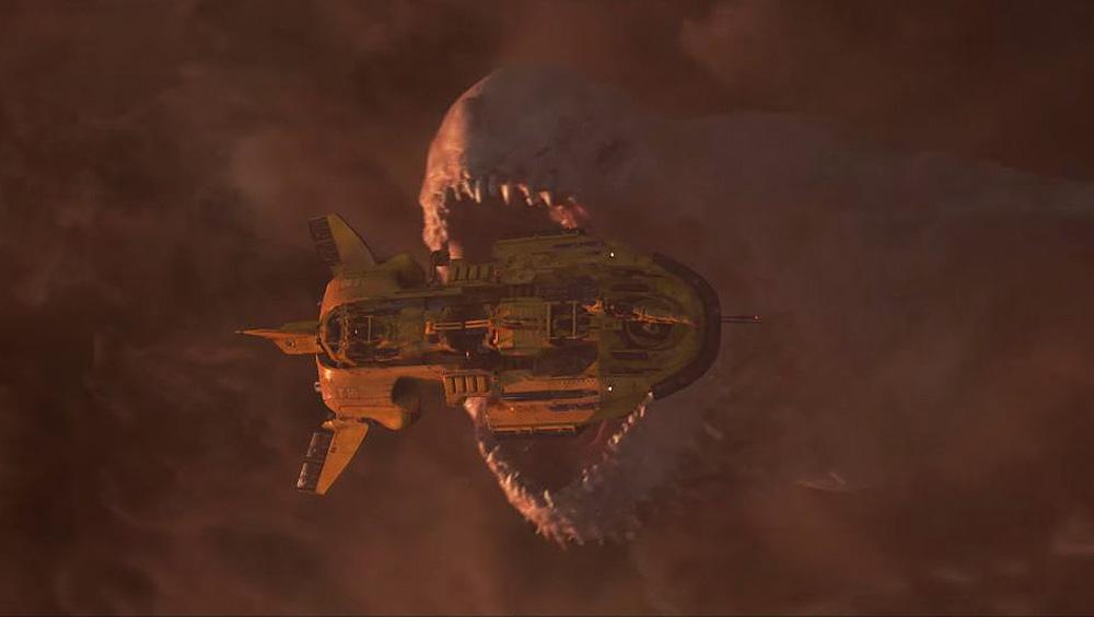 Clip des Tages: The Leviathan (Teaser)