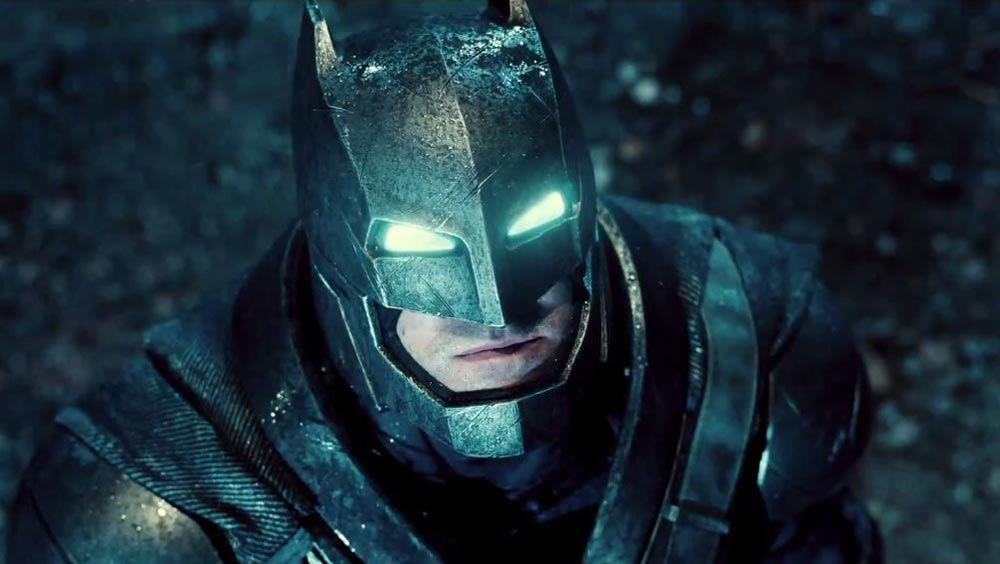 Trailer: Batman v Superman: Dawn of Justice (Teaser)