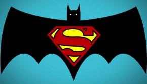 Batman-v-Superman-Dawn-of-Justice-(Retro-Style)-©-2015-Bobby-Burns,-Warner-Home-Video