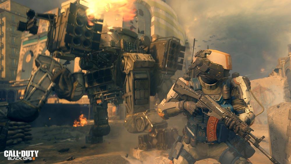 Trailer: Call of Duty: Black Ops III
