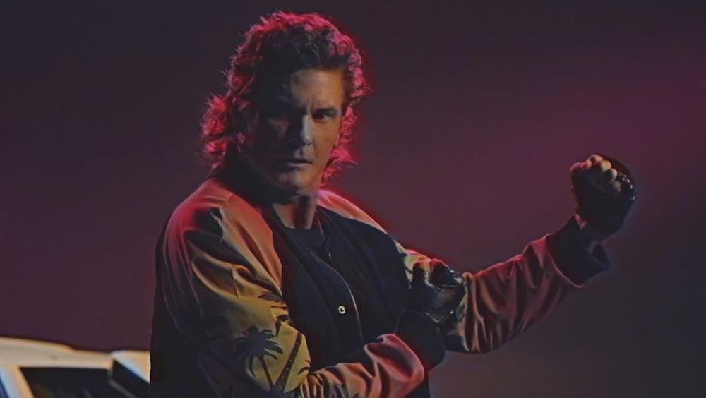 Clip des Tages: David Hasselhoff – True Survivor
