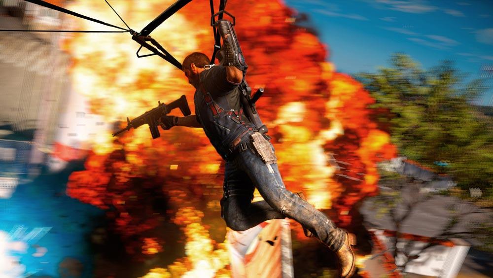 Trailer: Just Cause 3 (Gameplay)