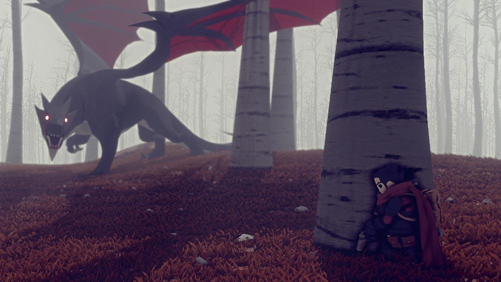Trailer: Little Devil Inside (Pre-Alpha Gameplay)
