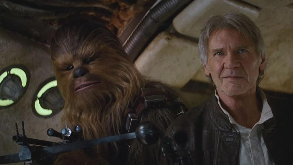 Trailer: Star Wars: Episode VII – The Force Awakens (#2)