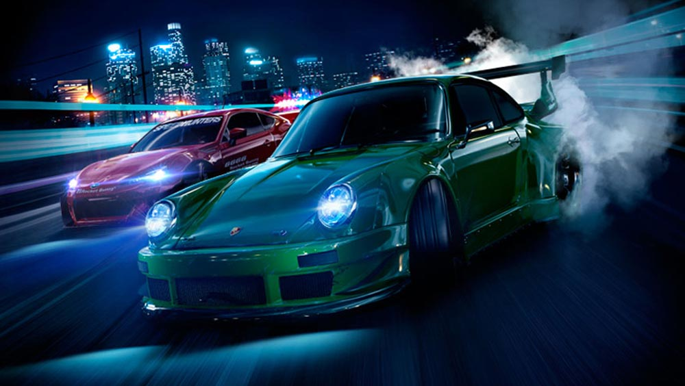 Trailer: Need for Speed (Teaser)