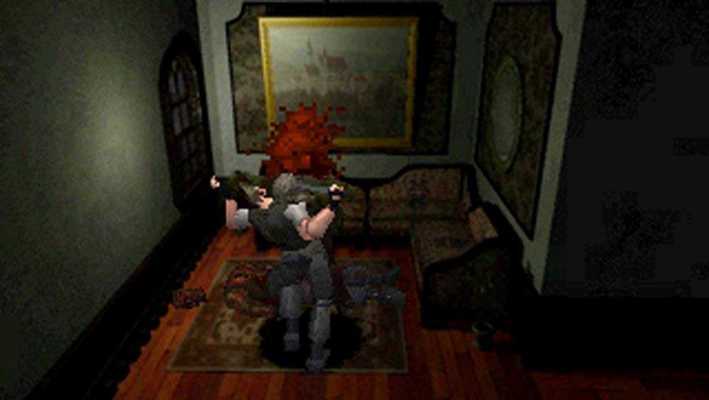 Resident-Evil-©-1996-Capcom