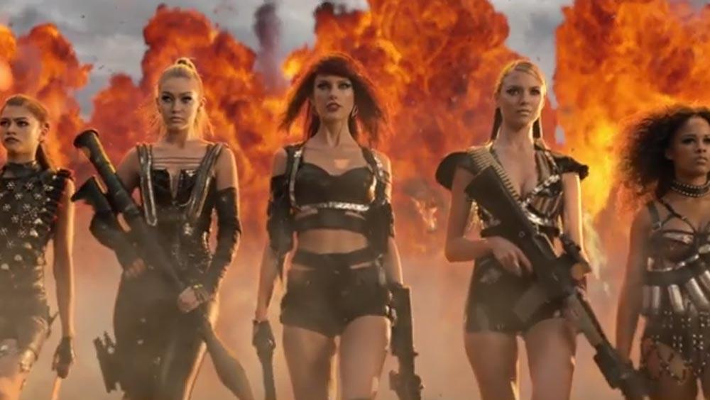 Clip des Tages: Taylor Swift – Bad Blood
