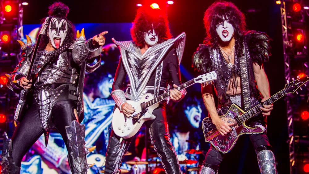 Kiss Rock In Vienna 2015 © pressplay, Christian Bruna