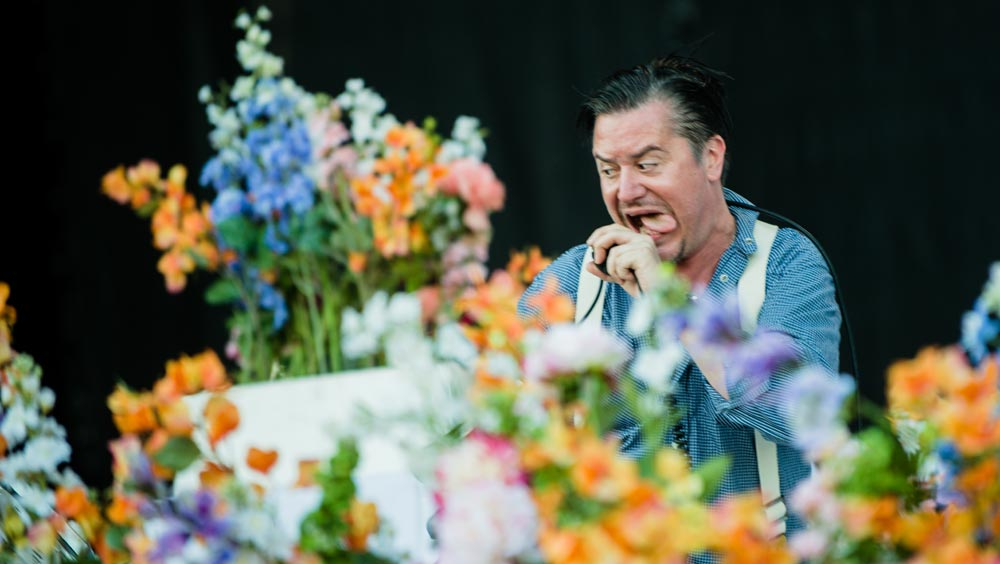 Rock In Vienna 2015: Der Auftakt mit Faith No More und Metallica