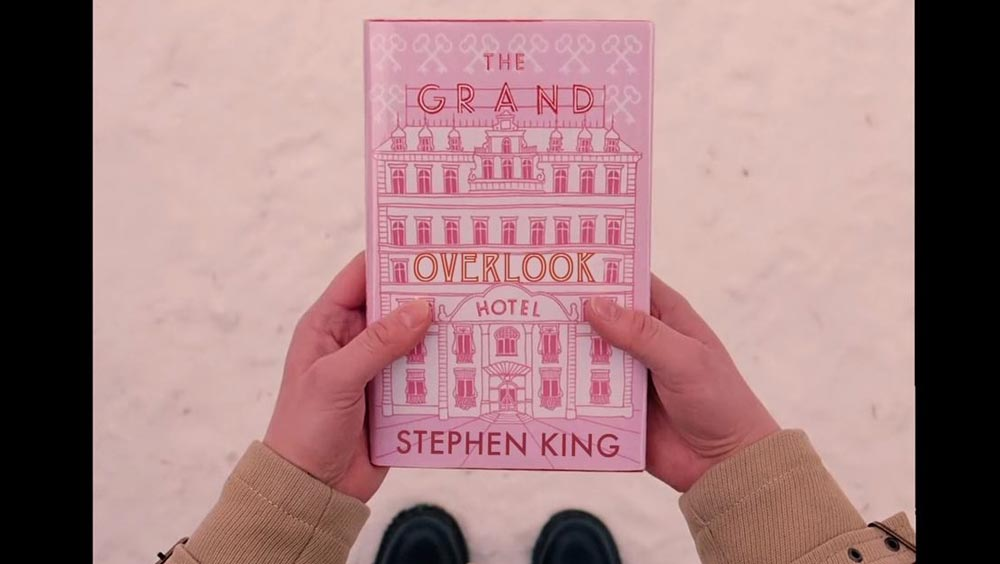 Clip des Tages: Wes Anderson's The Shining