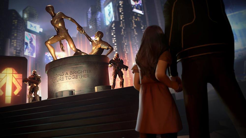 Trailer: XCOM 2