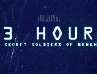 Trailer: 13 Hours: The Secret Soldiers of Benghazi